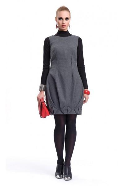 Платье ZAPS SYNTIA 1314 цвет 029 шерсть