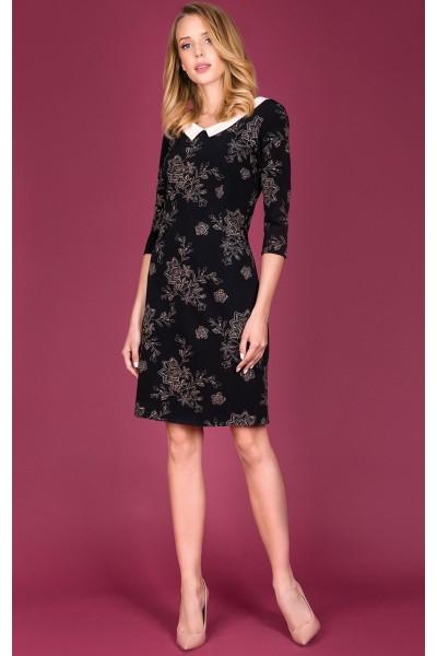 Платье ZAPS CARBONIA 1819 цвет 004