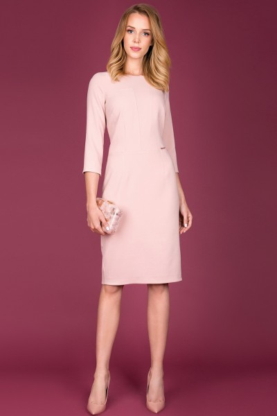 Платье ZAPS IRSINA 1819 цвет 058