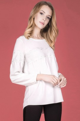 Блузка ZAPS LACCE 1819 цвет 006