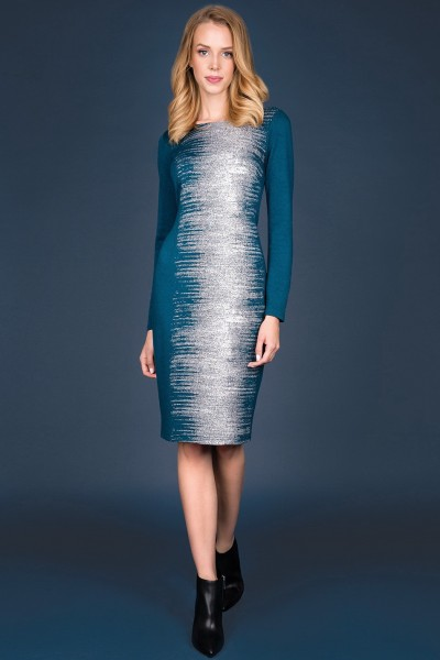 Платье ZAPS MALINI 1819 цвет 023