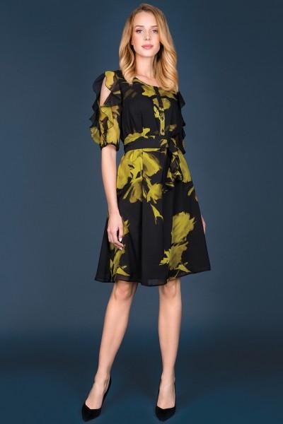 Платье ZAPS NOXELIA 1819 цвет 004