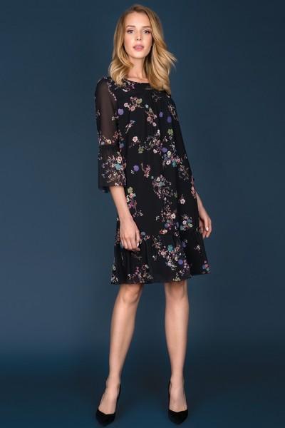 Платье ZAPS YAMILE 1819 цвет 004