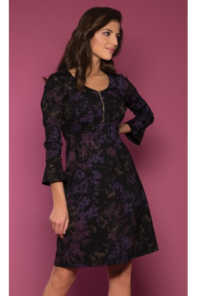 Платье ZAPS LANSA 1819 цвет 004