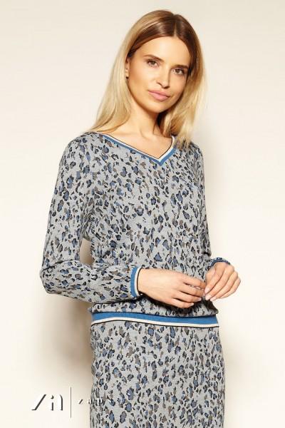 Пуловер ZAPS ANISE 1920 цвет 040