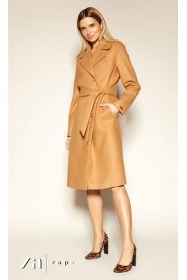 Пальто ZAPS EDVIGE 1920 цвет 043