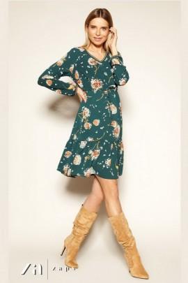 Платье ZAPS FOGO 1920 цвет 052