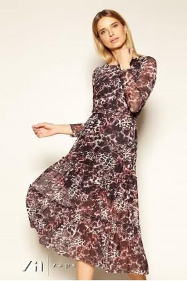 Платье ZAPS VALESKA 1920 цвет 012
