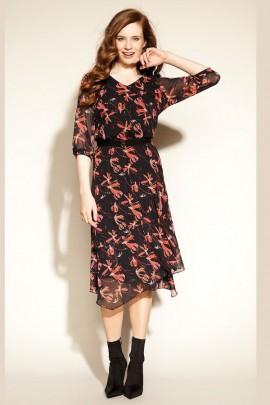 Платье ZAPS CLEA 2021 цвет 004