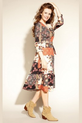 Платье ZAPS DULA 2021 цвет 057