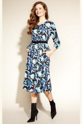 Платье ZAPS LABONI 2021 цвет 028