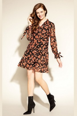 Платье ZAPS MELAVIA 2021 цвет 004