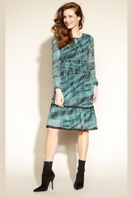 Платье ZAPS SIMEONA 2021 цвет 023