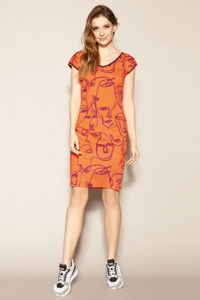 Платье ZAPS AUSTIN 053