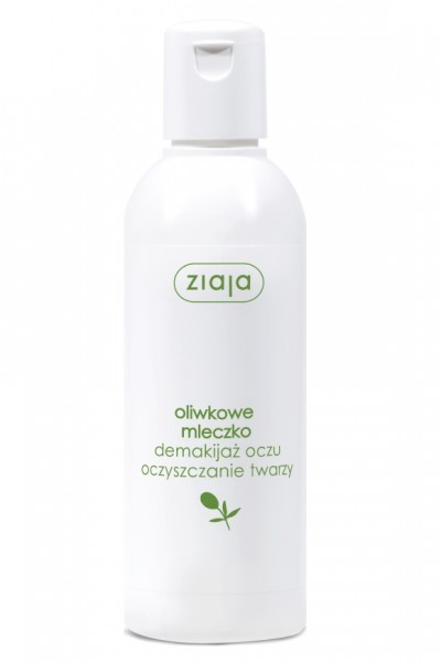 Оливковое молочко-демакияж - 200 ml