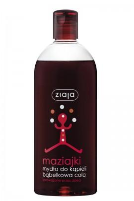 Maziajki детское мыло с ароматом колы 500ml