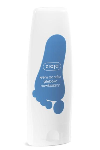Глубоко увлажняющий крем для ног 80ml