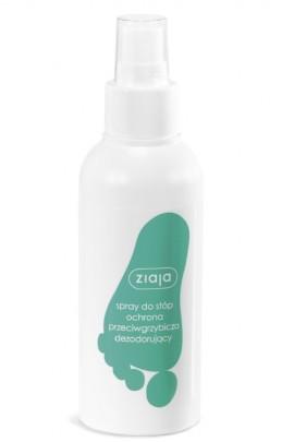 Противогрибковый дезодорант-спрей для ног 100ml