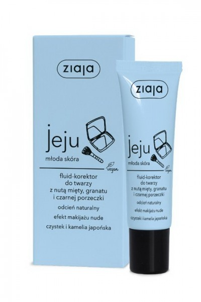 Консилер для лица JEJU FLUID - 30ml