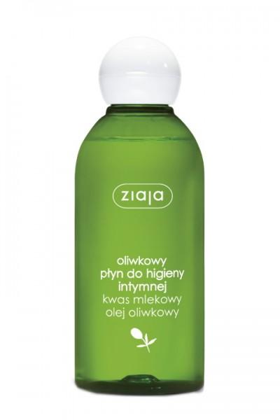 Гель д/интимной гигиены оливковый 200ml