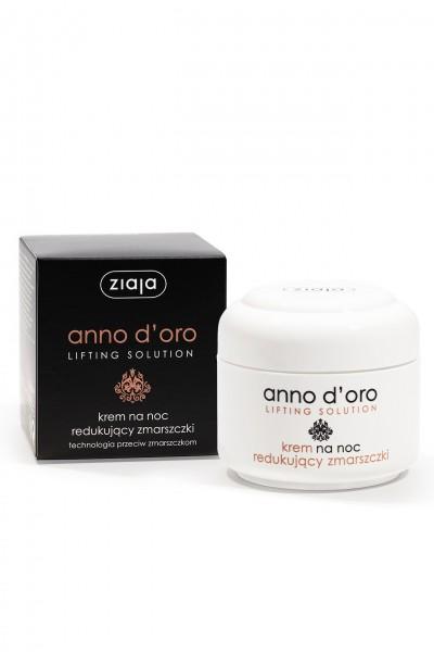 ANNO D'ORO 40+ ночной крем от морщин 50ml