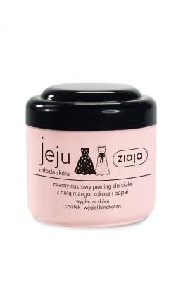 JEJU-ROZOWY сахарный пилинг д/тела - 200ml