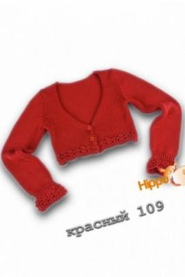Болеро Hippo HP-SYLVI красный