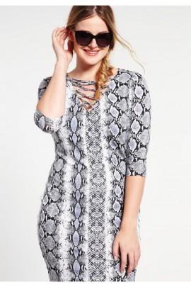 Платье Missguided Plus DP-7009